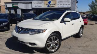 Used 2013 Nissan Murano LE for sale in Etobicoke, ON