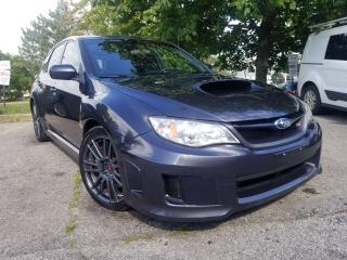 Used 2012 Subaru WRX STI for sale in Woodbridge, ON