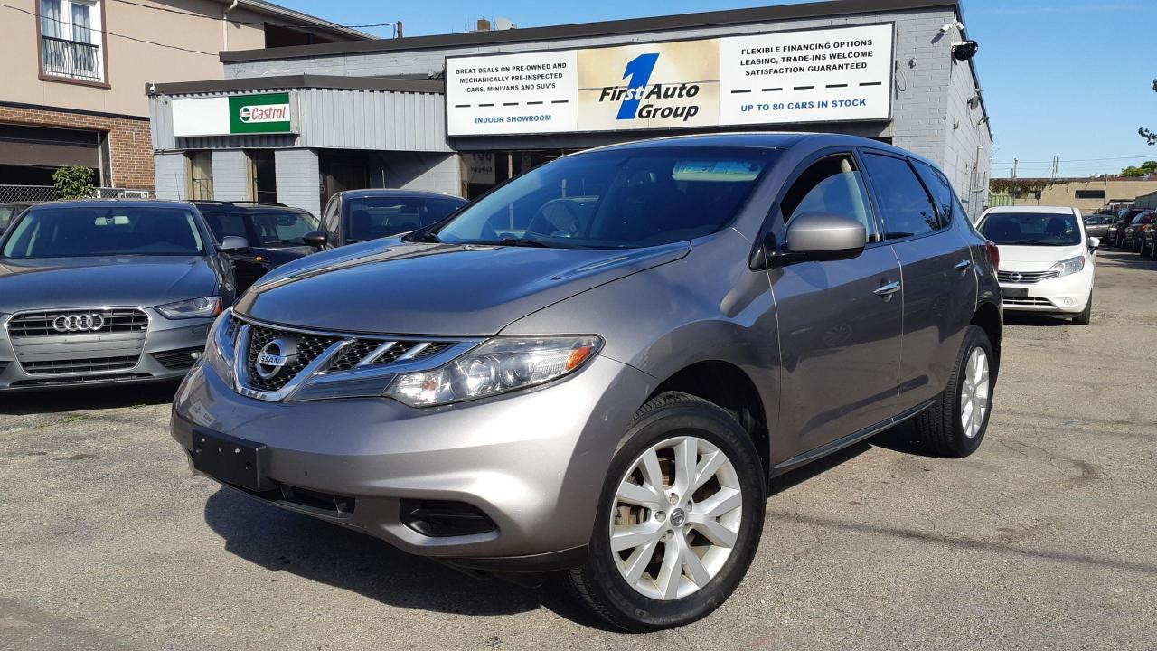 used 2012 nissan murano s backup cam bluetooth for sale in etobicoke, ontario carpages.ca