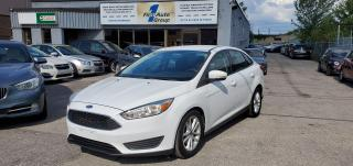 Used 2015 Ford Focus SE for sale in Etobicoke, ON
