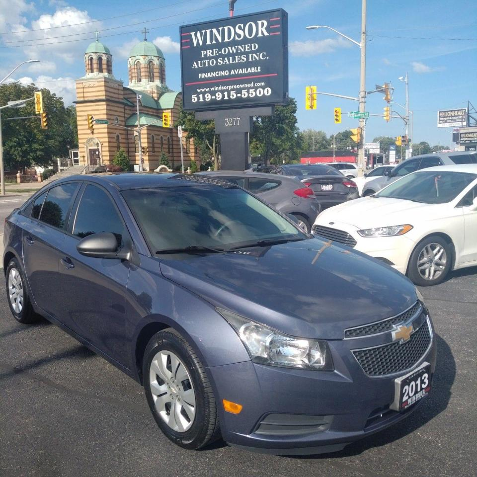 used 2013 chevrolet cruze ls for sale in windsor, ontario carpages.ca
