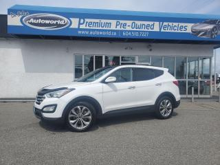 Used 2016 Hyundai Santa Fe Sport *Limited, AWD, 2.0L Turbo, Panoramic Sunroof* for sale in Langley, BC