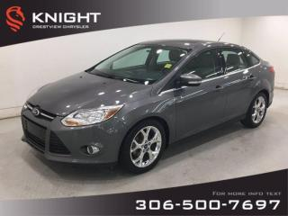 Used 2012 Ford Focus SEL for sale in Regina, SK