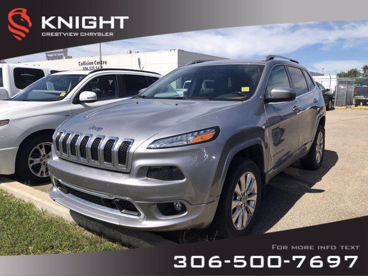 used 2016 jeep cherokee overland for sale in regina, saskatchewan carpages.ca