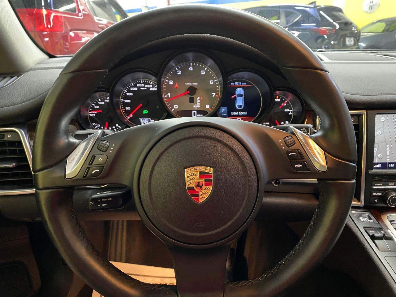 2011 Porsche Panamera