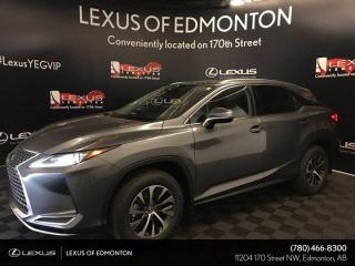 New 2020 Lexus RX 350 PREMIUM PACKAGE PACKAGE for sale in Edmonton, AB
