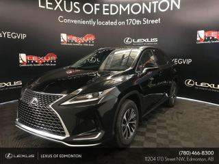 New 2020 Lexus RX 350 Premium Package for sale in Edmonton, AB