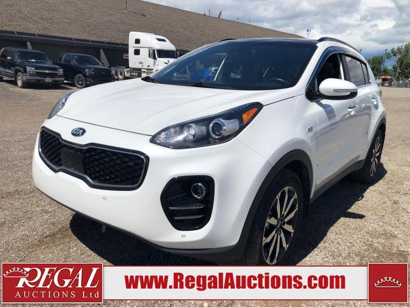 used 2018 kia sportage ex tech 4d utility awd 2.4l for sale in calgary, alberta carpages.ca