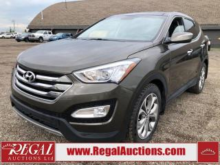 Used 2013 Hyundai Santa Fe Sport Limited 4D UTILITY AWD 2.0L for sale in Calgary, AB
