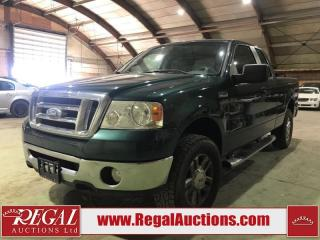 Used 2007 Ford F-150 XLT 4D SUPERCAB 4WD for sale in Calgary, AB