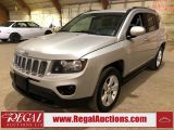 Photo of Silver 2014 Jeep Compass