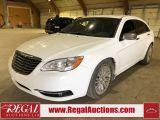 Photo of White 2012 Chrysler 200