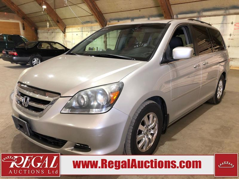 used 2005 honda odyssey 4d wagon fwd for sale in calgary, alberta carpages.ca