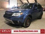 Photo of Blue 2009 Subaru Forester