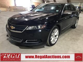 Used 2018 Chevrolet Impala 4D Sedan FWD for sale in Calgary, AB