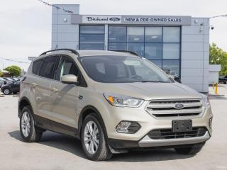 Used 2018 Ford Escape SEL CLEAN CARFAX | LOW KM | HTD LTHR SEATS for sale in Winnipeg, MB