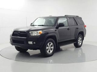 Used 2011 Toyota 4Runner SR5 Coming Closer and Closer for sale in Winnipeg, MB