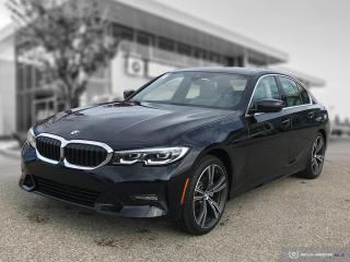 New 2020 BMW 3 Series 330i xDrive PREMIUM PKG ENHANCED for sale in Winnipeg, MB