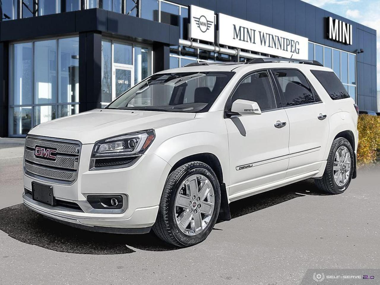 used 2015 gmc acadia denali amazing condition for sale in winnipeg, manitoba carpages.ca