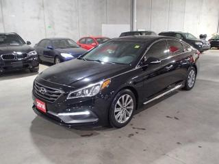 Used 2016 Hyundai Sonata SPORT AUTO *** BEST PRICE IN OTTAWA!!!*** for sale in Nepean, ON