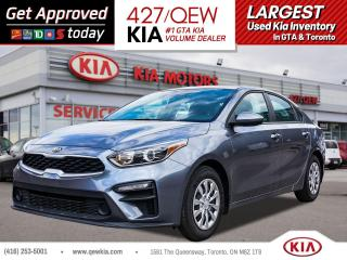 Used 2020 Kia Forte LX for sale in Etobicoke, ON