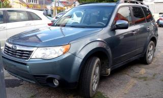 Used 2010 Subaru Forester 2.5X Premium for sale in St. Catharines, ON