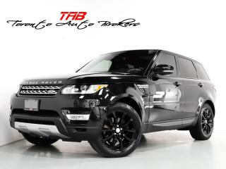 Used 2016 Land Rover Range Rover Sport TD6 HSE I NAVI I PANO I 20 INCH WHEELS for sale in Vaughan, ON