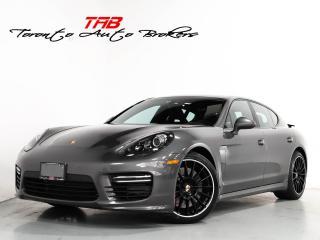 Used 2014 Porsche Panamera GTS I PREM PKG I PDK I NAV I 20 INCH WHEELS for sale in Vaughan, ON