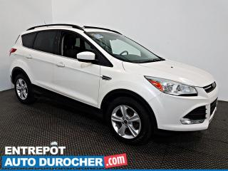 Used 2015 Ford Escape SE AWD TOIT OUVRANT - A/C - Caméra de Recul - Cuir for sale in Laval, QC