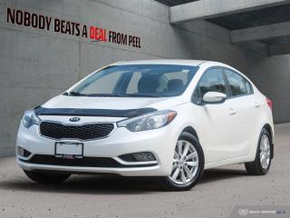 Used 2014 Kia Forte 4dr Sdn Auto LX for sale in Mississauga, ON