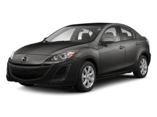 Used 2010 Mazda MAZDA3 4DR SDN AUTO GT for sale in Mississauga, ON