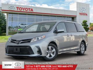New 2020 Toyota Sienna LE for sale in Whitby, ON