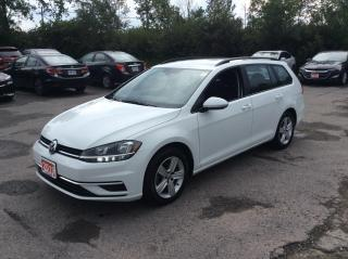 Used 2019 Volkswagen Golf Sportwagen 4MOTION - BACK UP CAM - HTD SEATS! for sale in Ottawa, ON