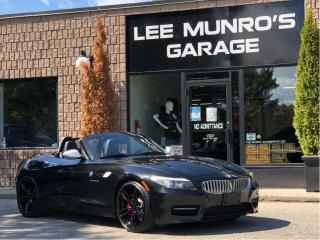 Used 2011 BMW Z4 2dr Roadster sDrive35is w/M Sport for sale in Paris, ON