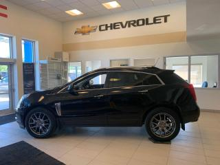 Used 2016 Cadillac SRX Premium for sale in Roblin, MB