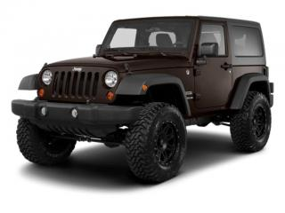 Used 2013 Jeep Wrangler 4WD 2dr Sport for sale in Mississauga, ON
