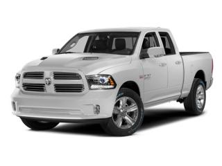 Used 2014 RAM 1500 4WD Quad Cab 140.5  Sport for sale in Mississauga, ON
