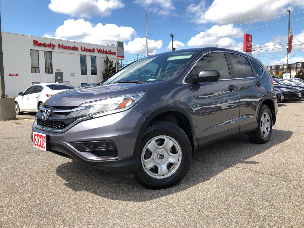 used 2016 honda cr-v lx for sale in mississauga, ontario carpages.ca
