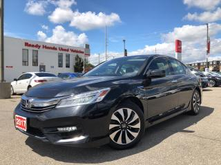 Used 2017 Honda Accord Hybrid Touring for sale in Mississauga, ON