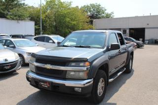Used 2007 Chevrolet Colorado 2WD Crew Cab 3.7L LT Z71 for sale in Whitby, ON