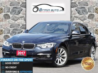 Used 2017 BMW 3 Series 330i xDrive | NAV | INTELLIGENT KEY | CAMERA | LED for sale in Etobicoke, ON