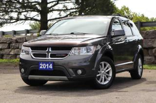 Used 2014 Dodge Journey FWD 4dr SXT | Low Km! | Remote Start | A/C for sale in Waterloo, ON