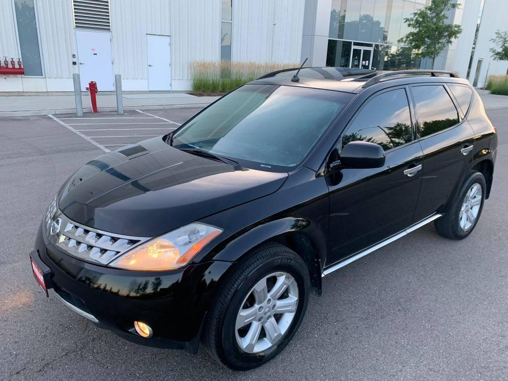used 2007 nissan murano awd 4dr for sale in mississauga, ontario carpages.ca