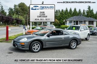 Used 2004 Mitsubishi Eclipse RS Coupe, Automatic, Alloy Wheels, Affordable, Rare + Unique for sale in Surrey, BC