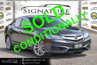 Used 2016 Acura ILX 4dr Sdn. NO ACCIDENT. LANESENSE. HEATED SEATS. NAV. BACKCAM. for sale in Mississauga, ON