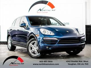 Used 2014 Porsche Cayenne Navigation|Park Assist|Sunroof|Heated Leather for sale in Vaughan, ON