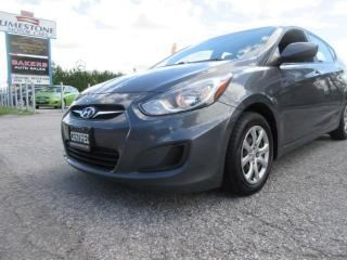 Used 2012 Hyundai Accent GLS/ ACCIDENT FREE for sale in Newmarket, ON