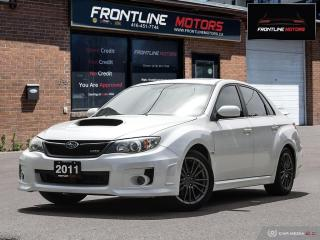 Used 2011 Subaru Impreza 4dr Sdn WRX w/Limited Pkg for sale in Scarborough, ON