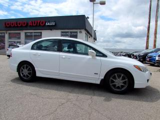Used 2010 Acura CSX i-Tech Navigation Leather Sunroof Certified for sale in Milton, ON