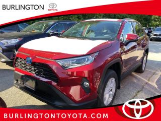 New 2020 Toyota RAV4 HYBRID XLE AWD for sale in Burlington, ON